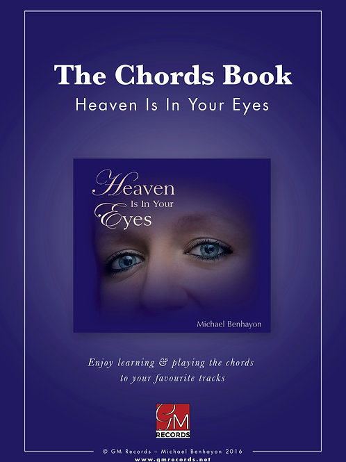 Heaven Is In Your Eyes Chord Book