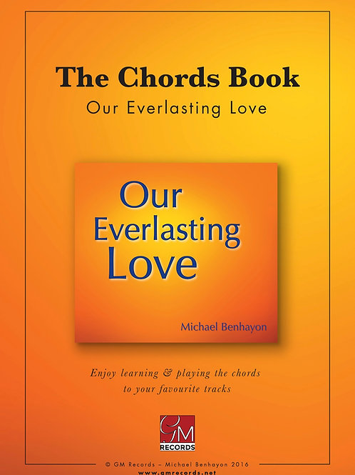 Our Everlasting Love Chord Book