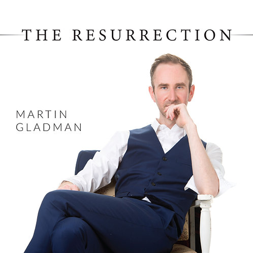 The Resurrection by Martin Gladman - Lyrics Book
