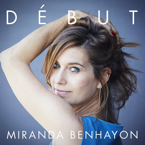 DEBUT by Miranda Benhayon - Lyrics Book