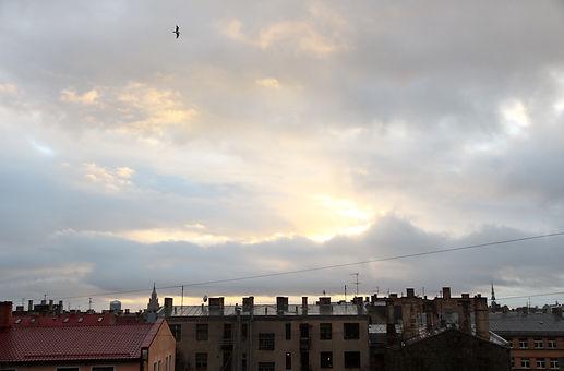 Latvia Sky