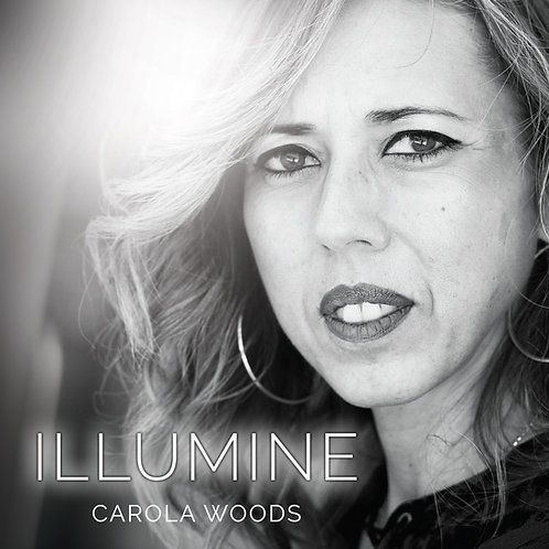 ILLUMINE by Carola Woods - Lyrics Book