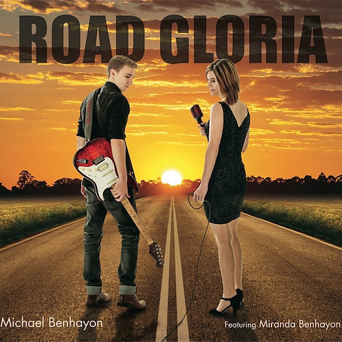 Road Gloria - Lyrics Book