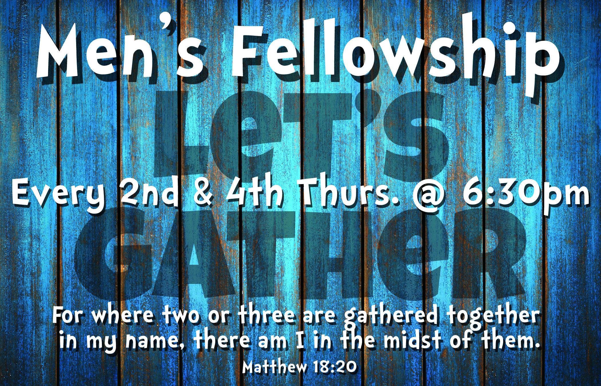 Mens Fellowship-01