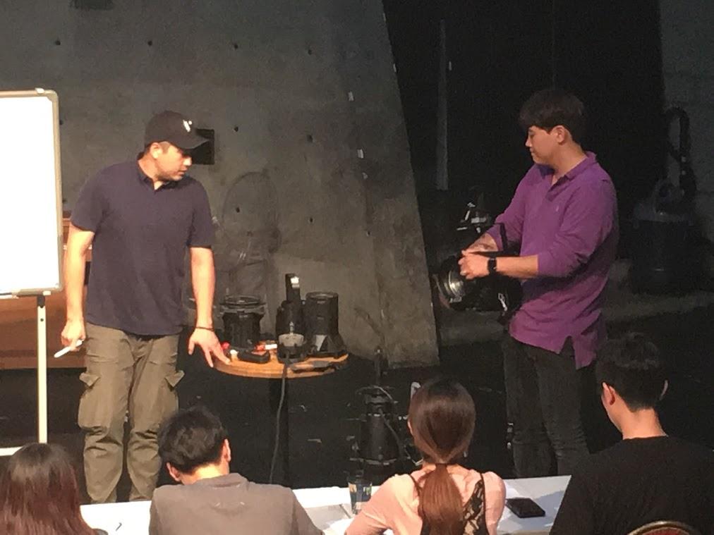 마을극장 무대학교_조명5