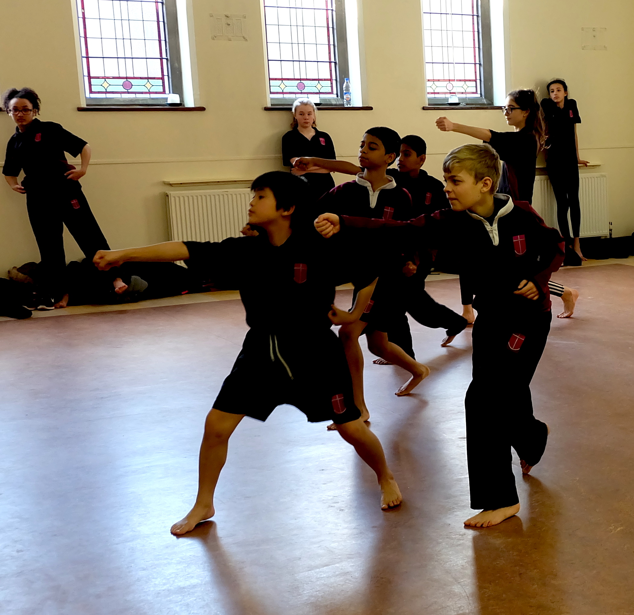 Contemporary Street Dance With Chelsea Academy