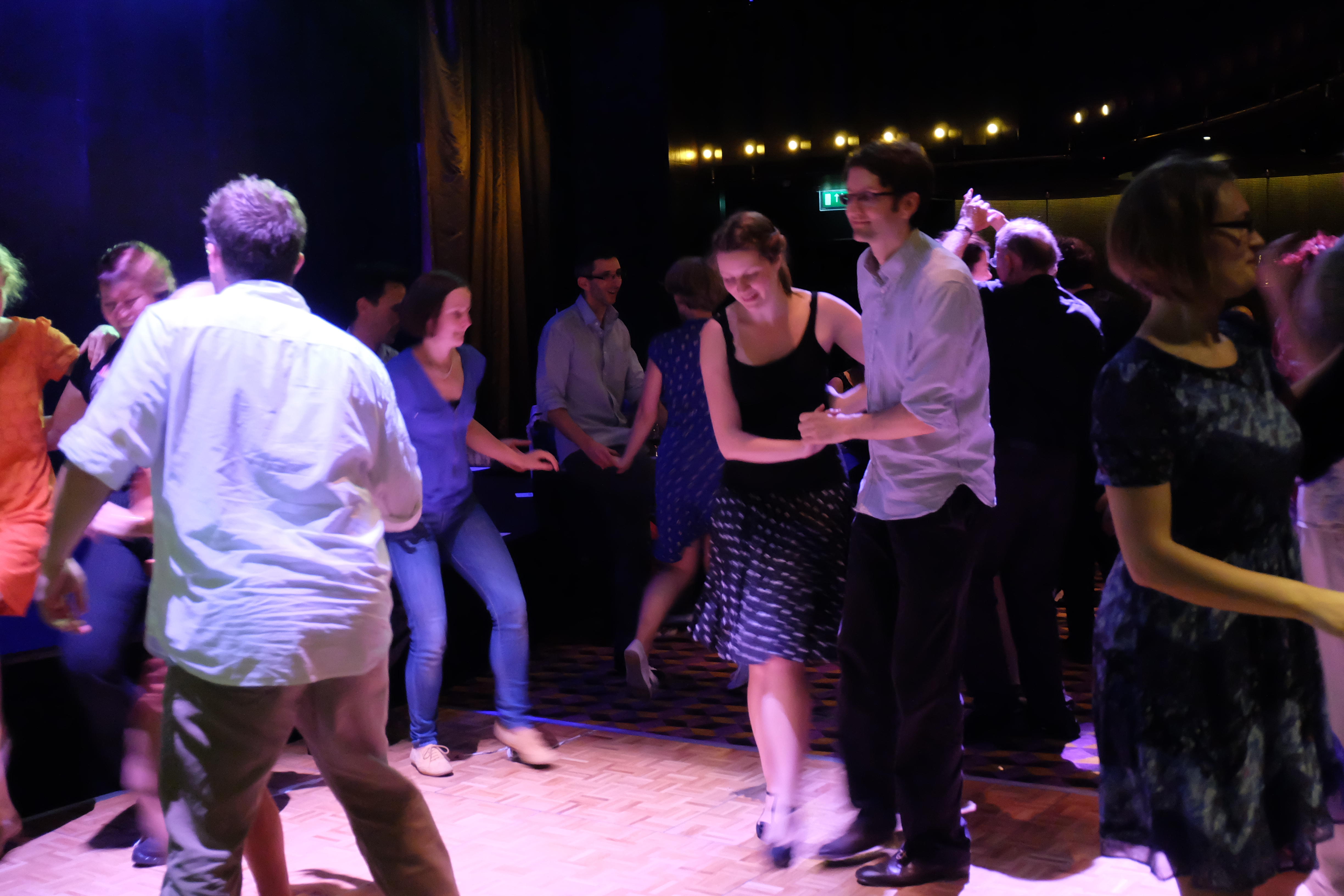 Swing, Lindy Hop & Charleston