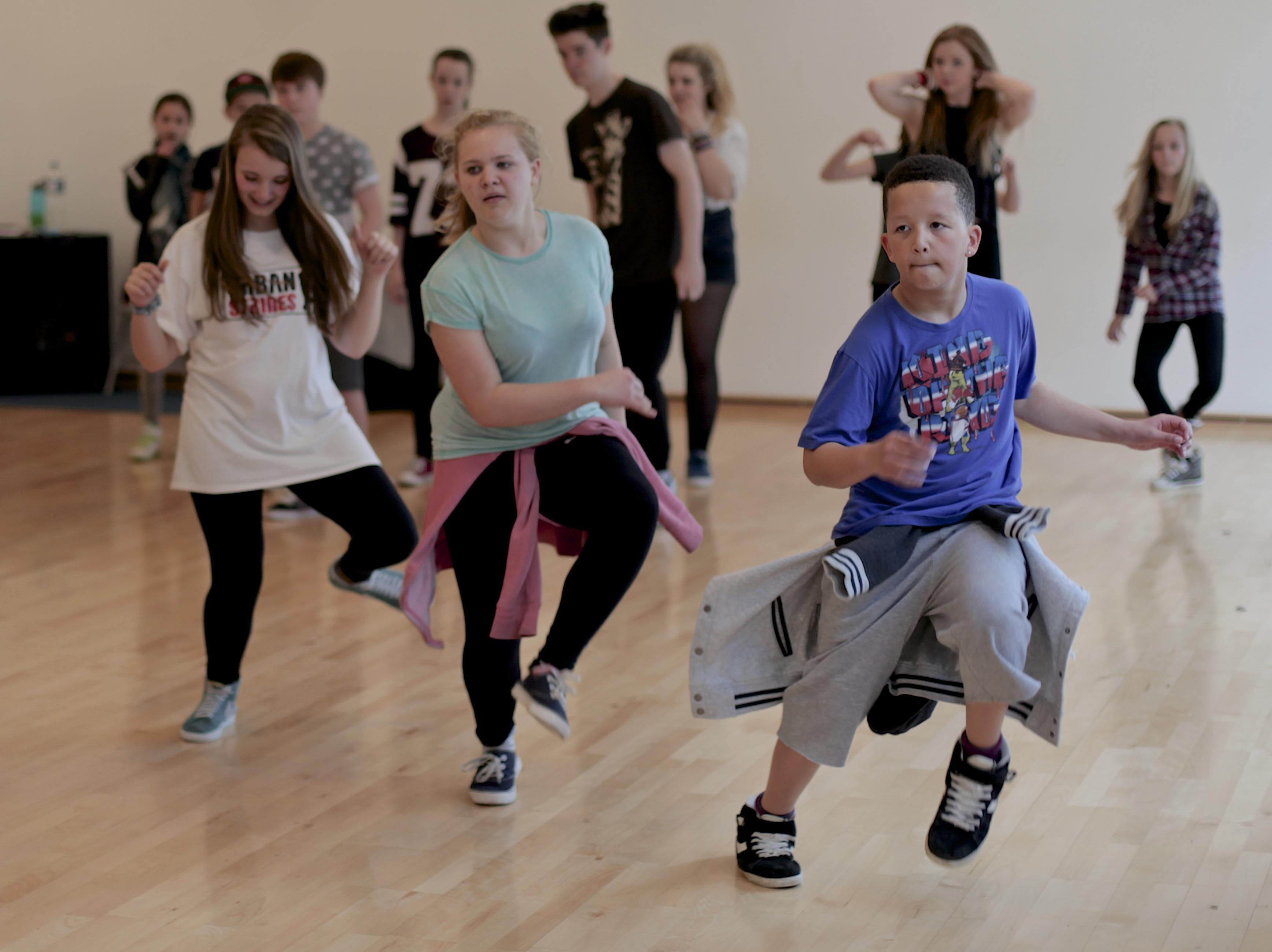 Teenage Dance Classes