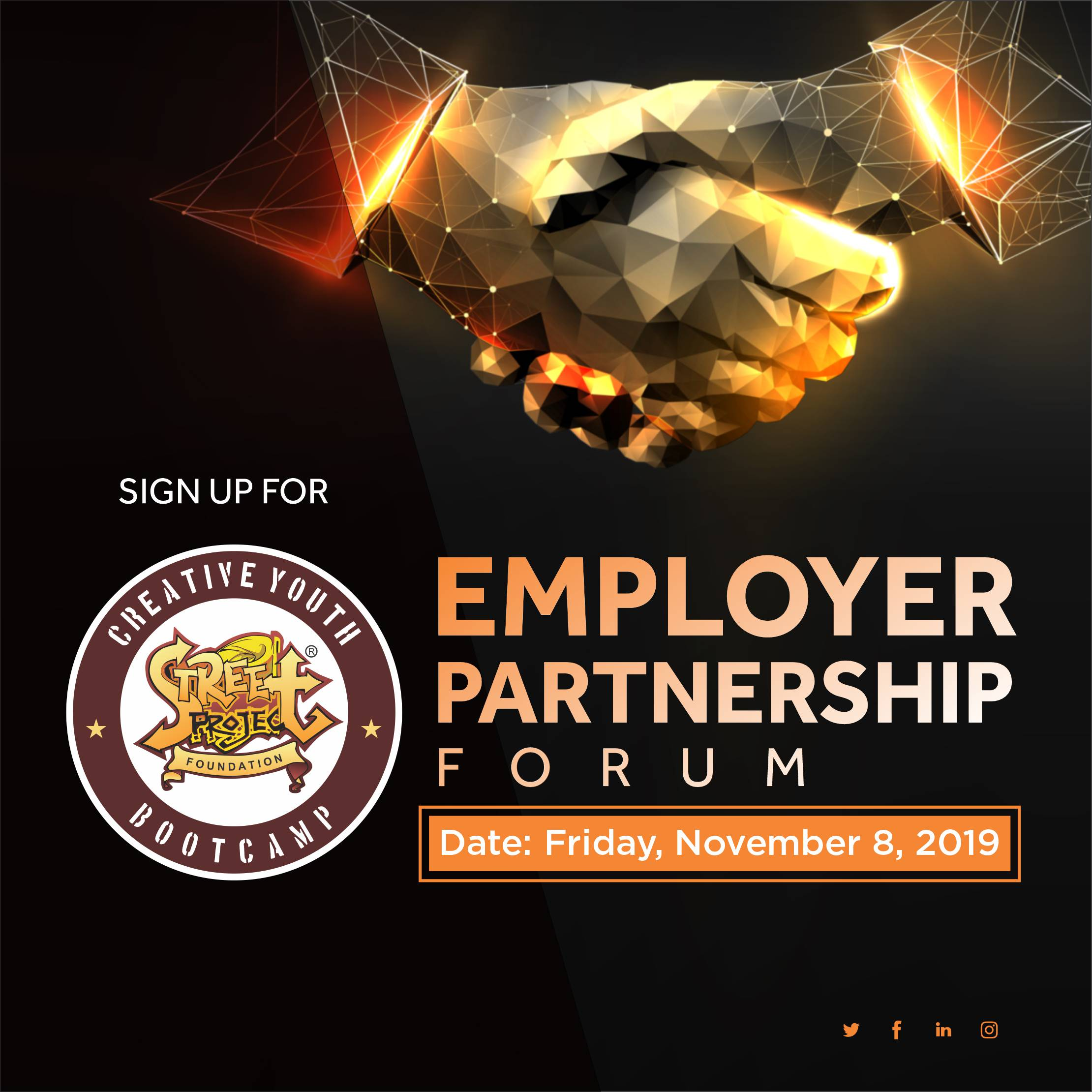 Employer Partnership Online Banner