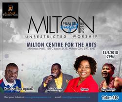 Milton Praise Night