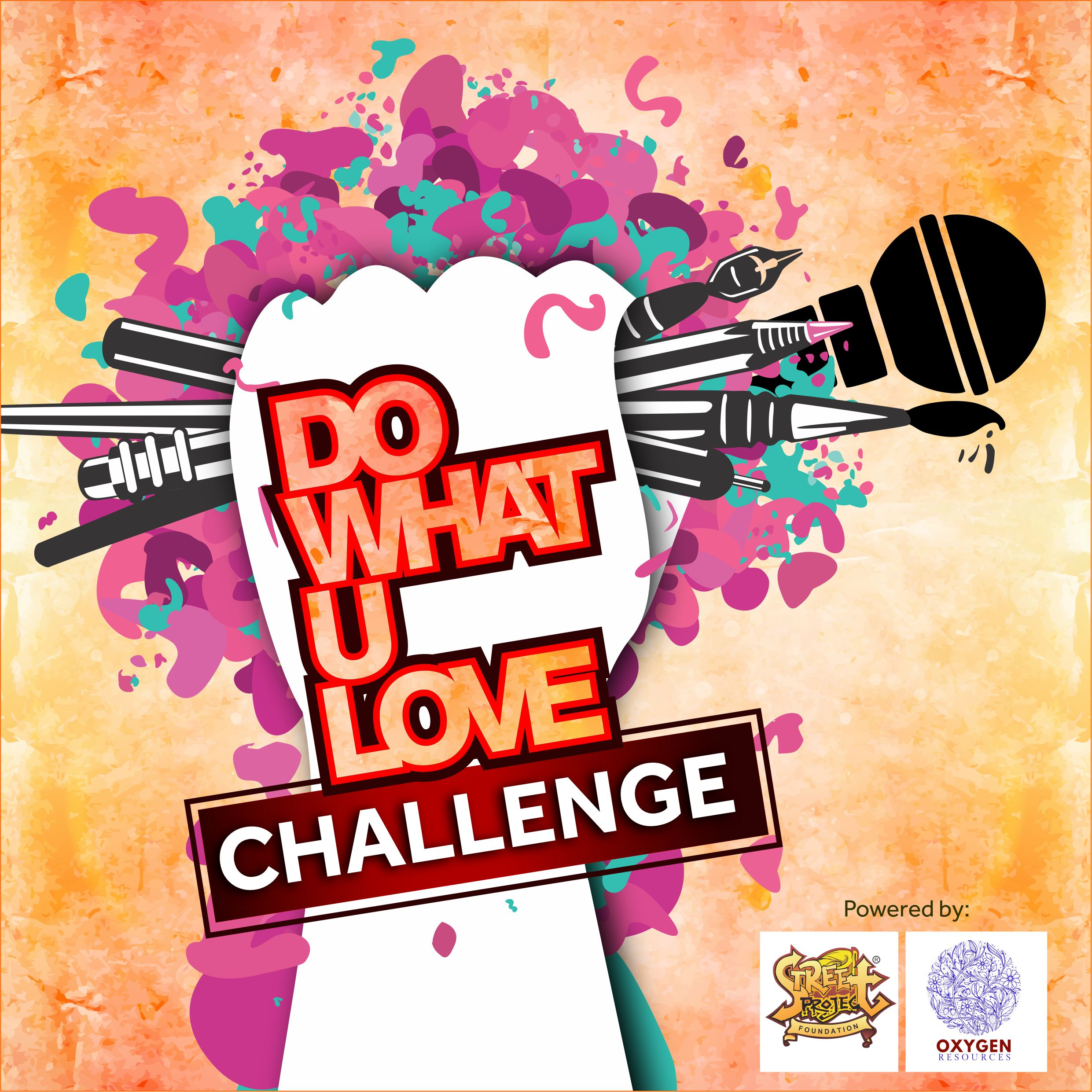 Do What U Love Challenge