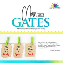 Man Your Gates