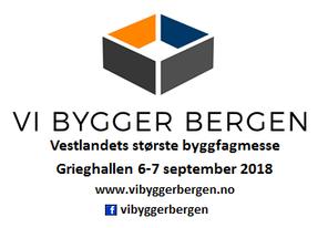 Vi Bygger B Logo sign.png
