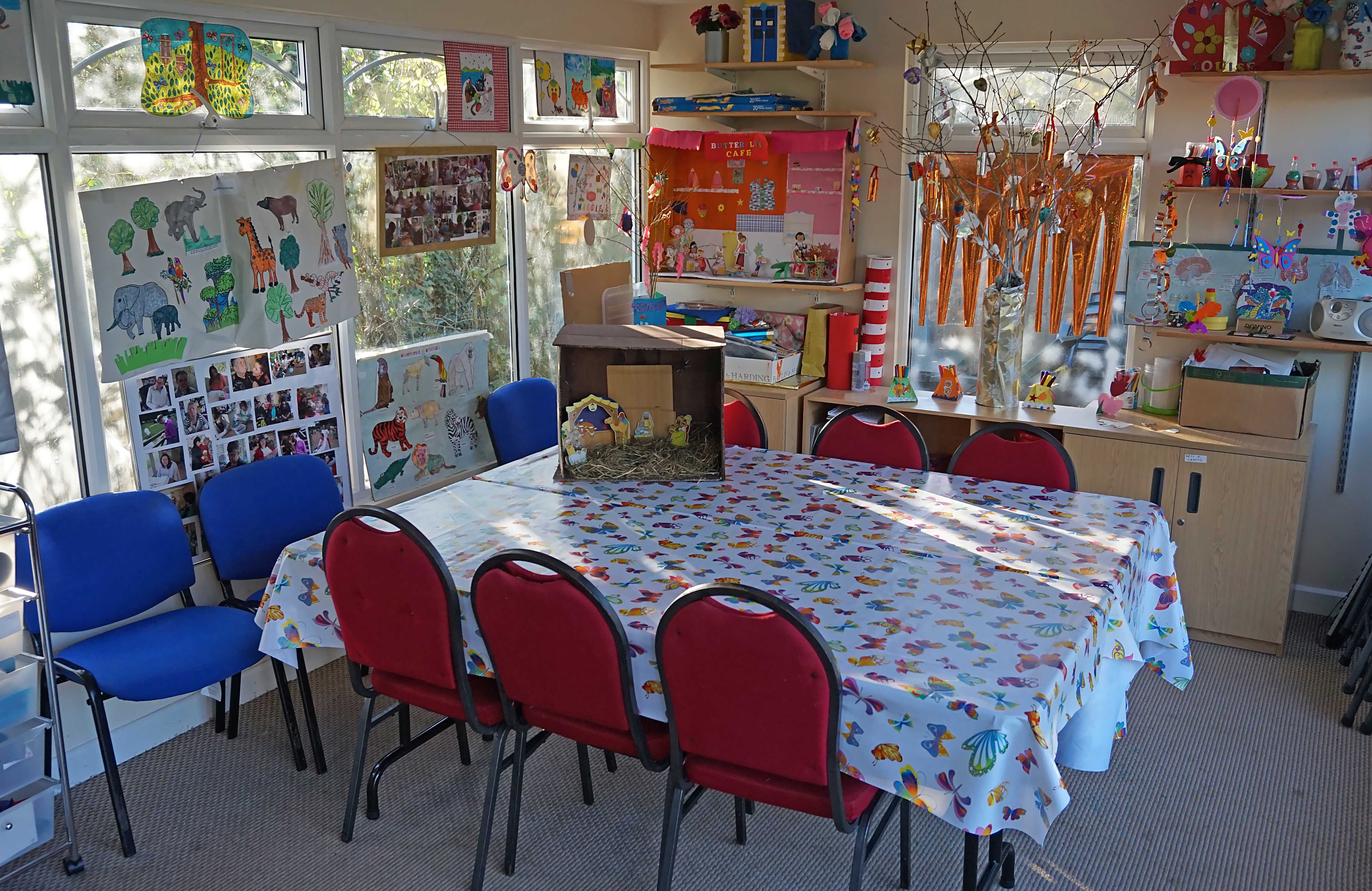 Butterflys care homes group essex BS