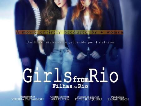 """Produção longa metragem """"Filhas do Rio"""""""