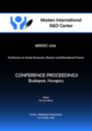 conference proceedings mirdec budapest 2016