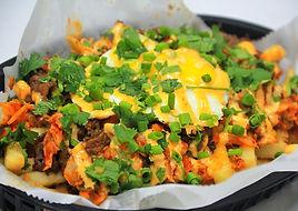 loaded k-town bulgogi fries