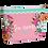 Thumbnail: Necessaire - Flores & Cores - Personalizada