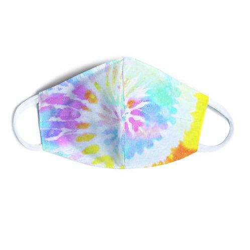 Máscara Personalizada -Tie Dye 09