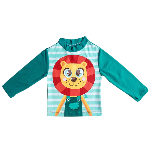 Camisa UV50+ Leão