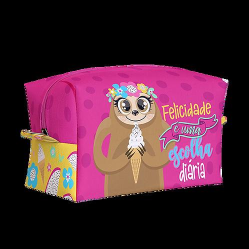 Estojo Box - Preguiça