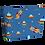 Thumbnail: Necessaire - Foguete - Personalizada