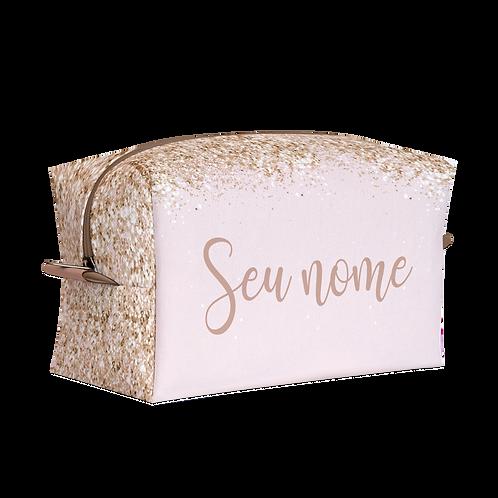 Estojo Box - Gold - Personalizado