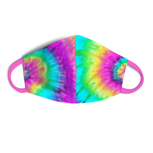 Máscara Personalizada - Tie Dye 03