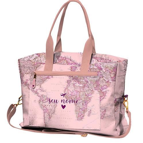 Bolsa de Viagem - Travel Rose
