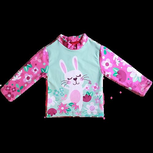 Camisa UV50+Coelha