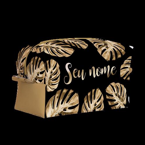 Estojo Box - Black Gold - Personalizado