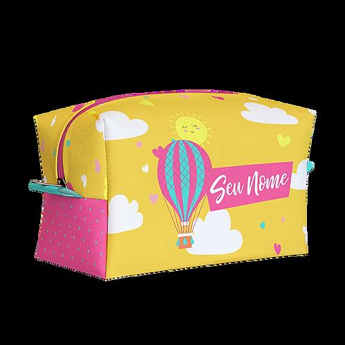 Estojo Box - Balão Sol - Personalizado