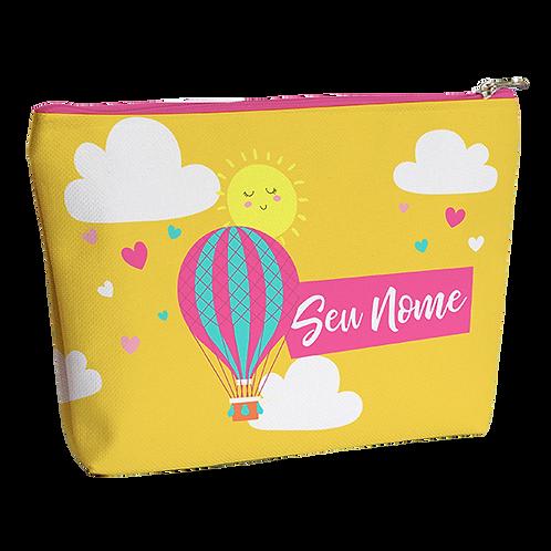 Necessaire - Balão Sol - Personalizada