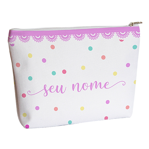 Necessaire - Confeti - Personalizada