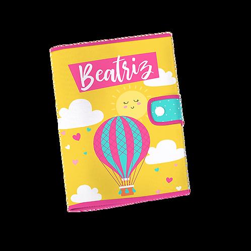Caderneta Vacinação -Balão