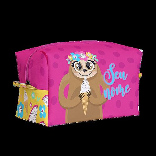 Estojo Box - Preguiça - Personalizado