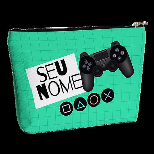 Necessaire - Vídeo Game - Personalizada