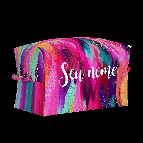 Estojo Box - Colors - Personalizado