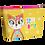Thumbnail: Necessaire - Raposa Amarela - Personalizada