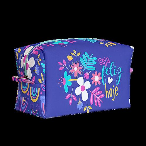 Estojo Box - Flores