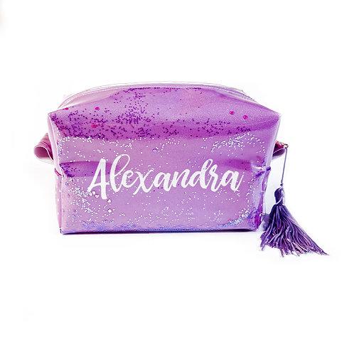 Estojo Box - Glitter Personalizado
