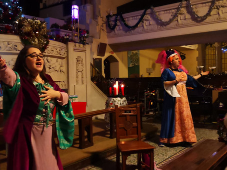 Royal Manor Theatre Sparkles At Portland Event