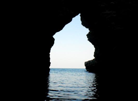 Die Höhlen des Gargano