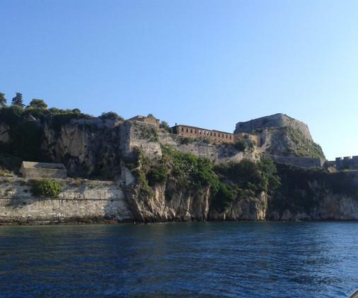 Kerkyra, altes Fort
