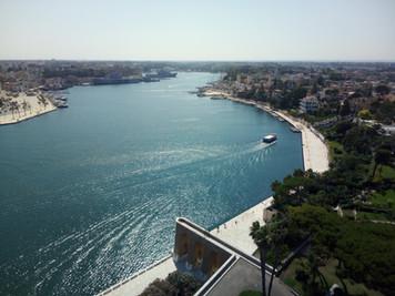 Marinehafen seit der Römerzeit