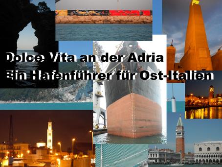 Ein Hafenführer für die italienische Adria