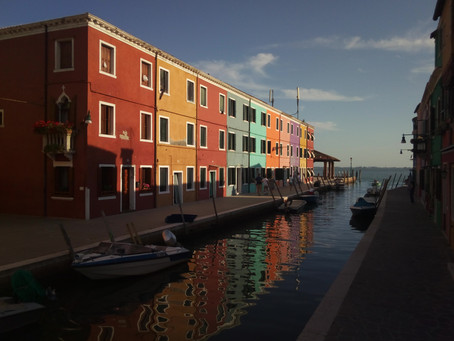 Immer noch Venedig