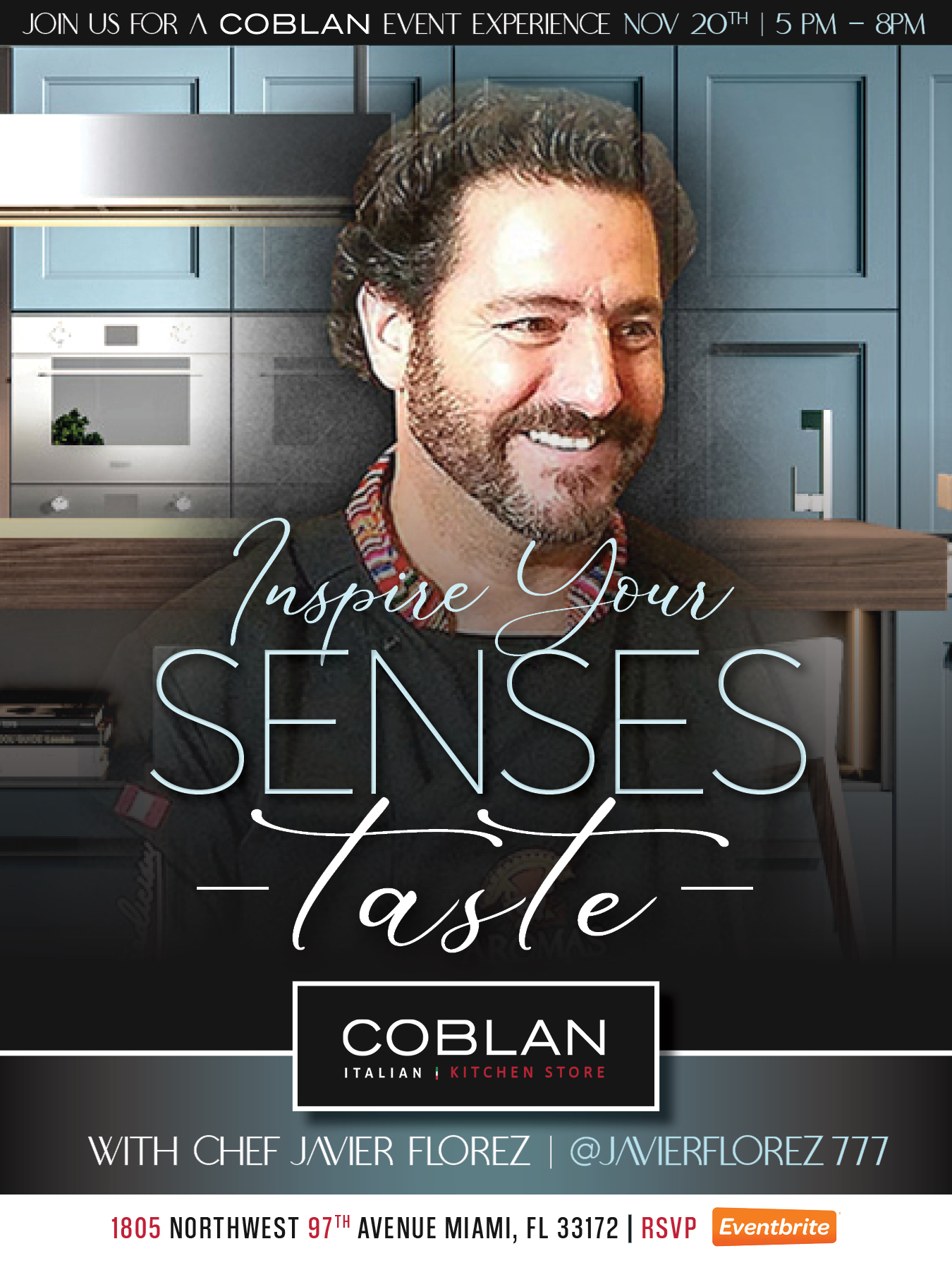 Coblan 5 Senses CHEF