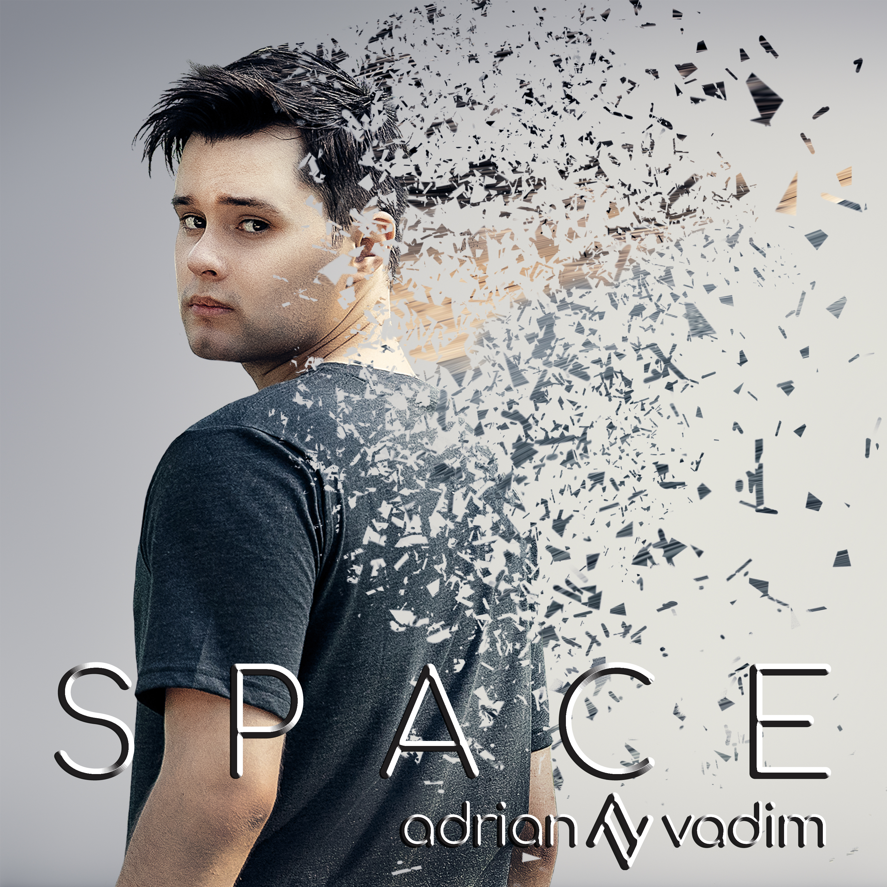 ADRIAN VADIM - SPACE COVER ART