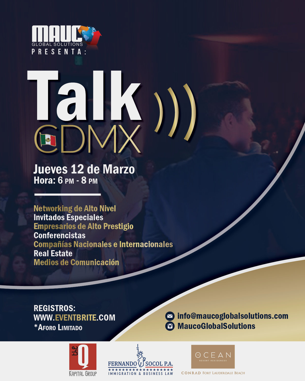 Talk CDMX2